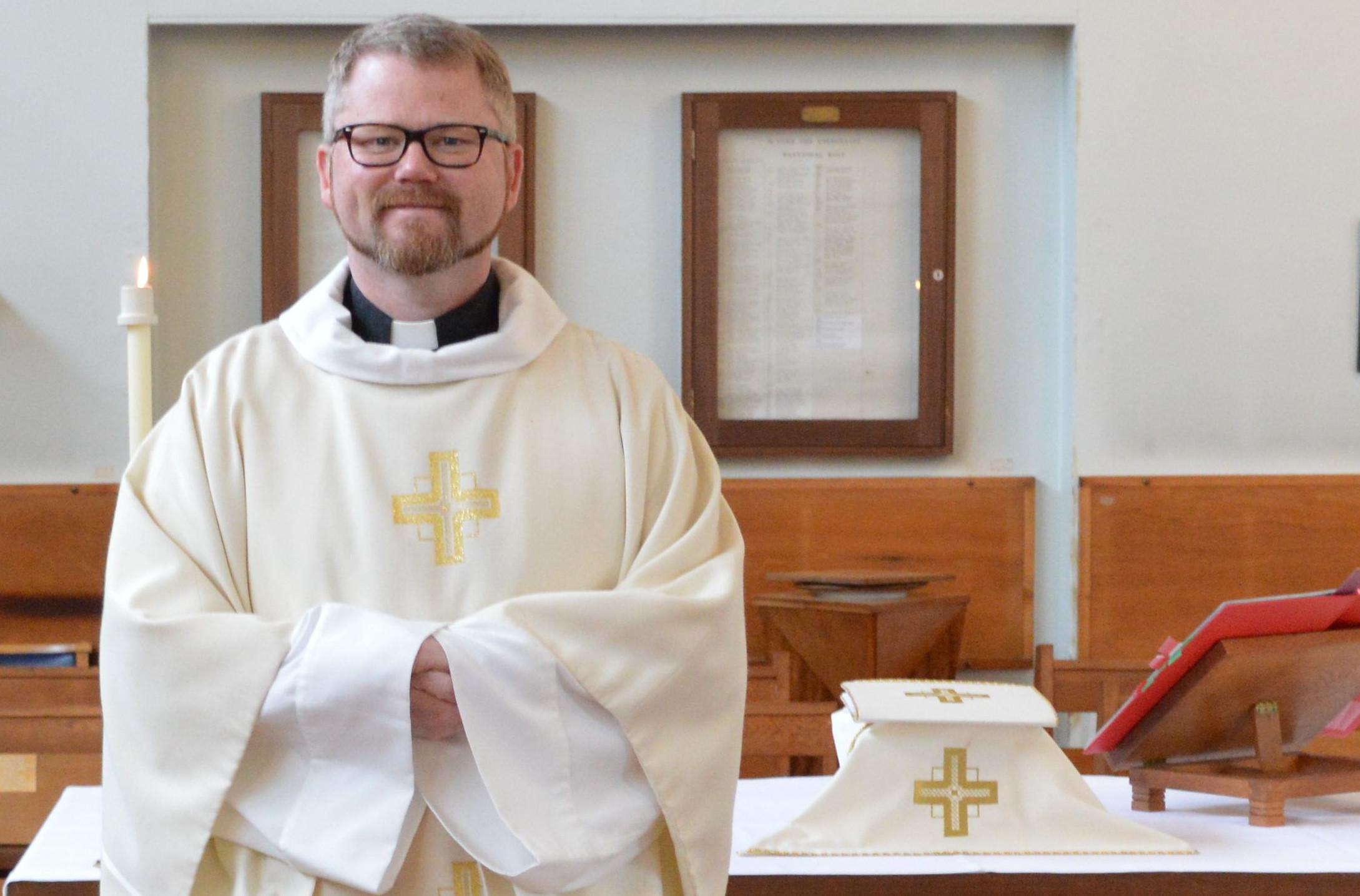 The Rev'd Gerry Dillon