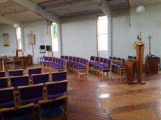An image of our new chairs